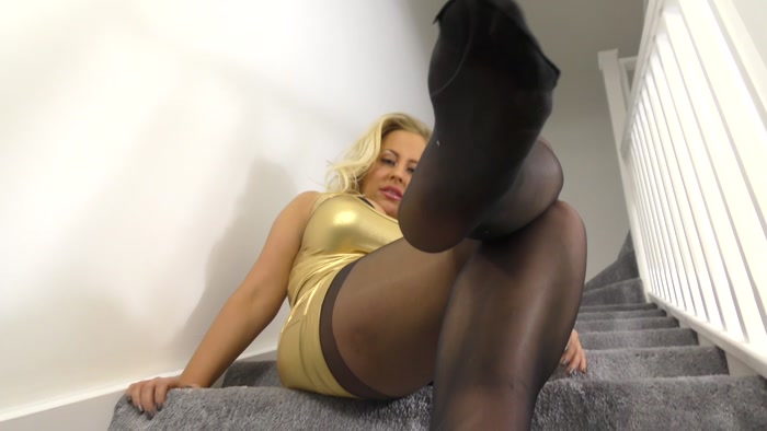 Terry Hawkes - Pantyhose Payslave