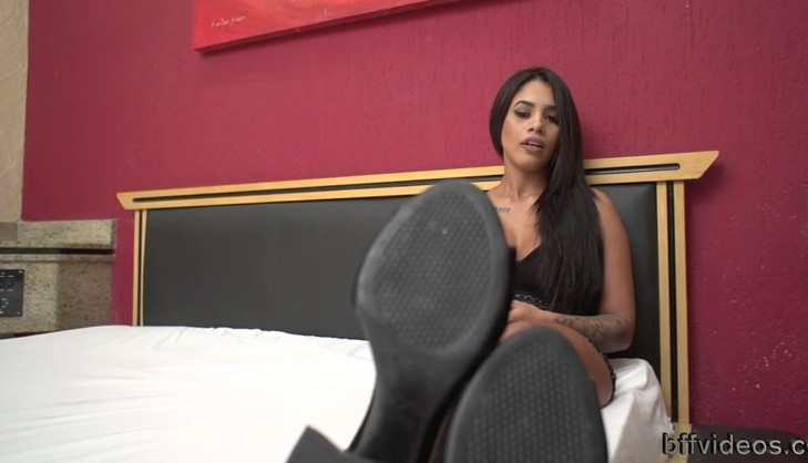 Foot fetish update every day - 11.10.20 - clip 10
