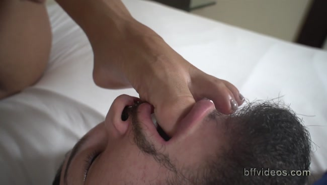 Bffvideos - Worship Princess Clarisse Sweaty Feet Pt.3